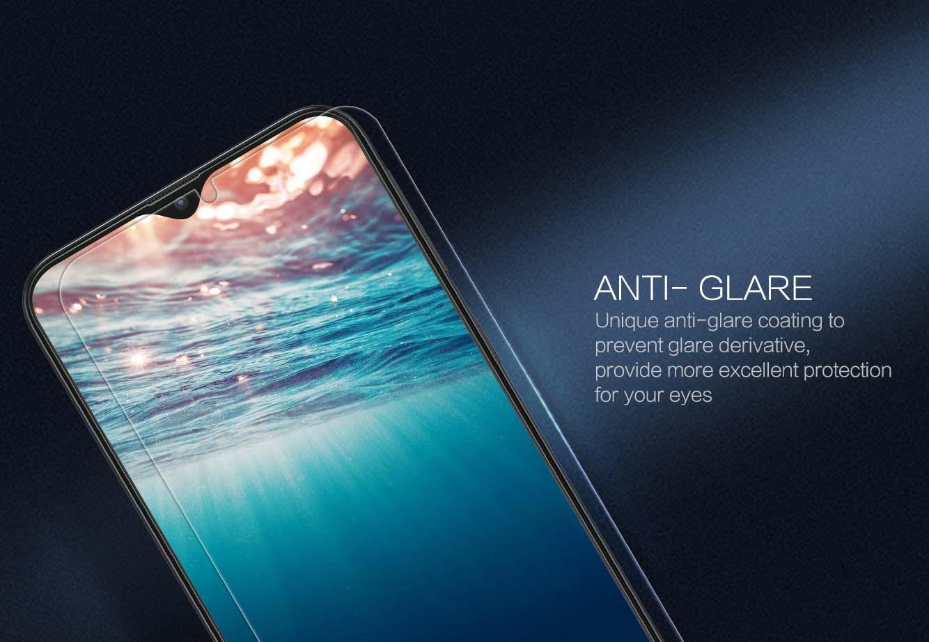 Samsung Galaxy M10 screen protector