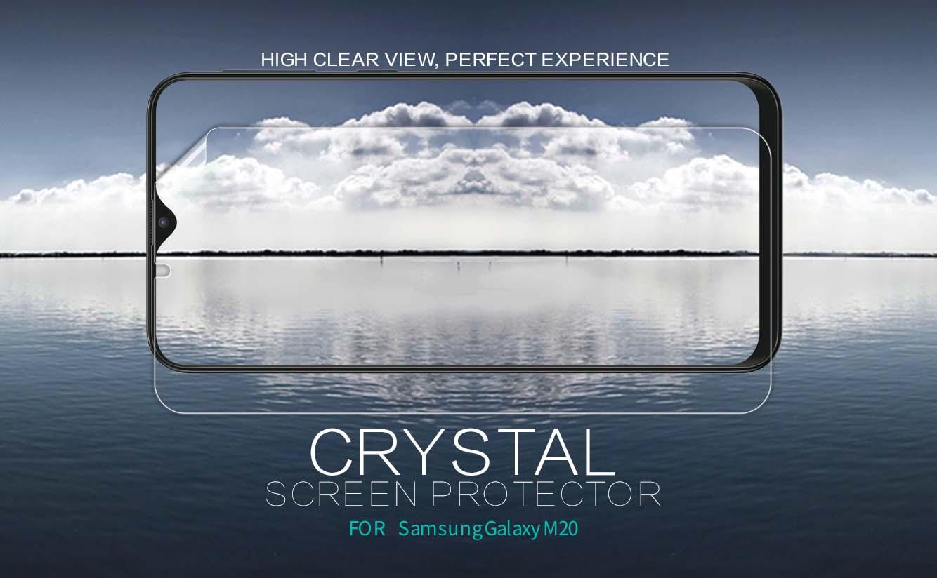 Samsung Galaxy M20 screen protector