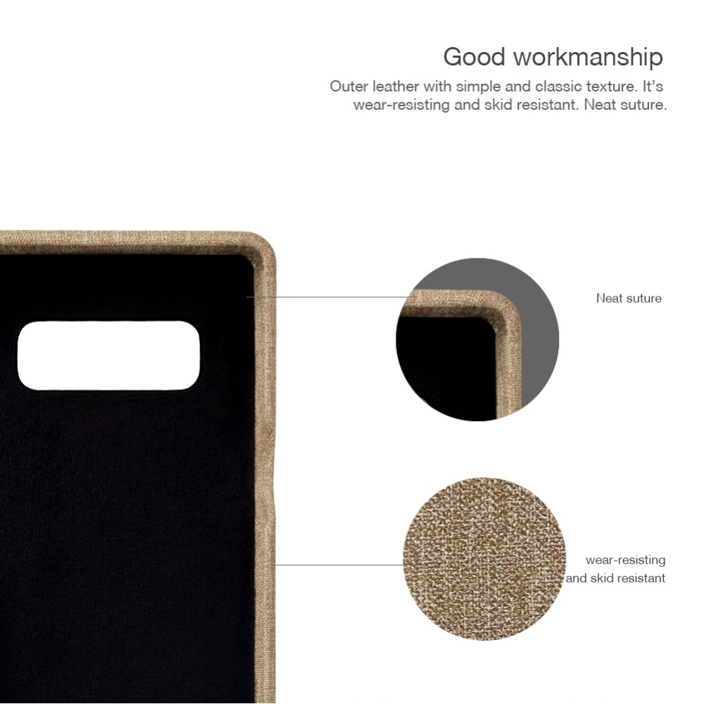 Nillkin Classy Series Business Style Case For Samsung Galaxy Note 8