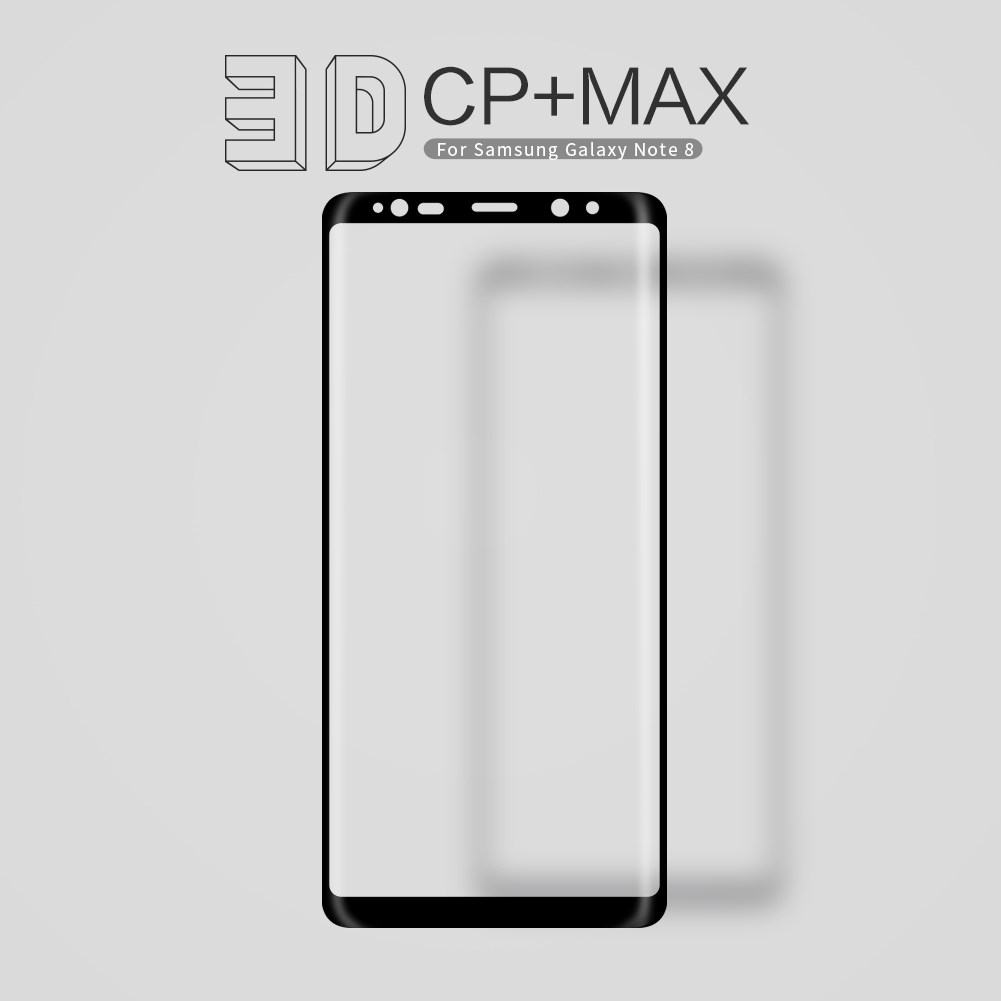 Samsung Galaxy Note 8 Tempered Glass Screen Protector