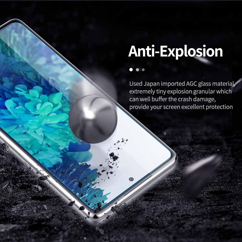 Samsung Galaxy S20 FE screen protector