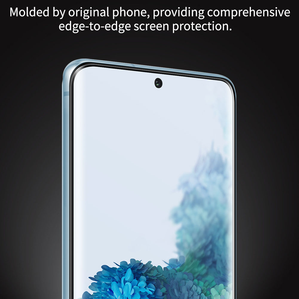 Samsung Galaxy S20+ screen protector