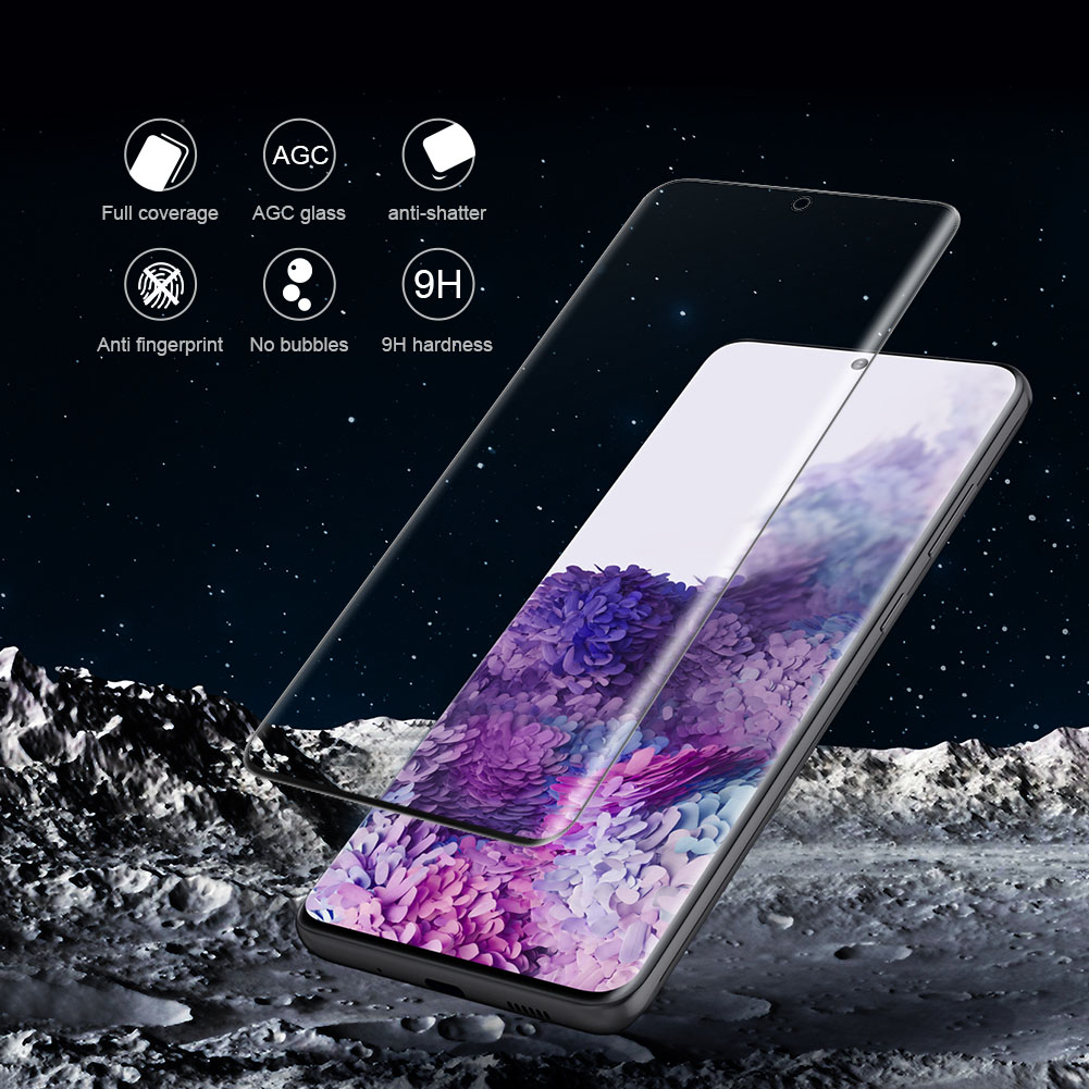Samsung Galaxy S20+ screen protector