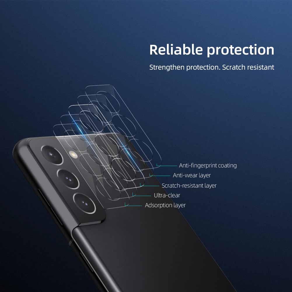 Samsung Galaxy S21+ screen protector