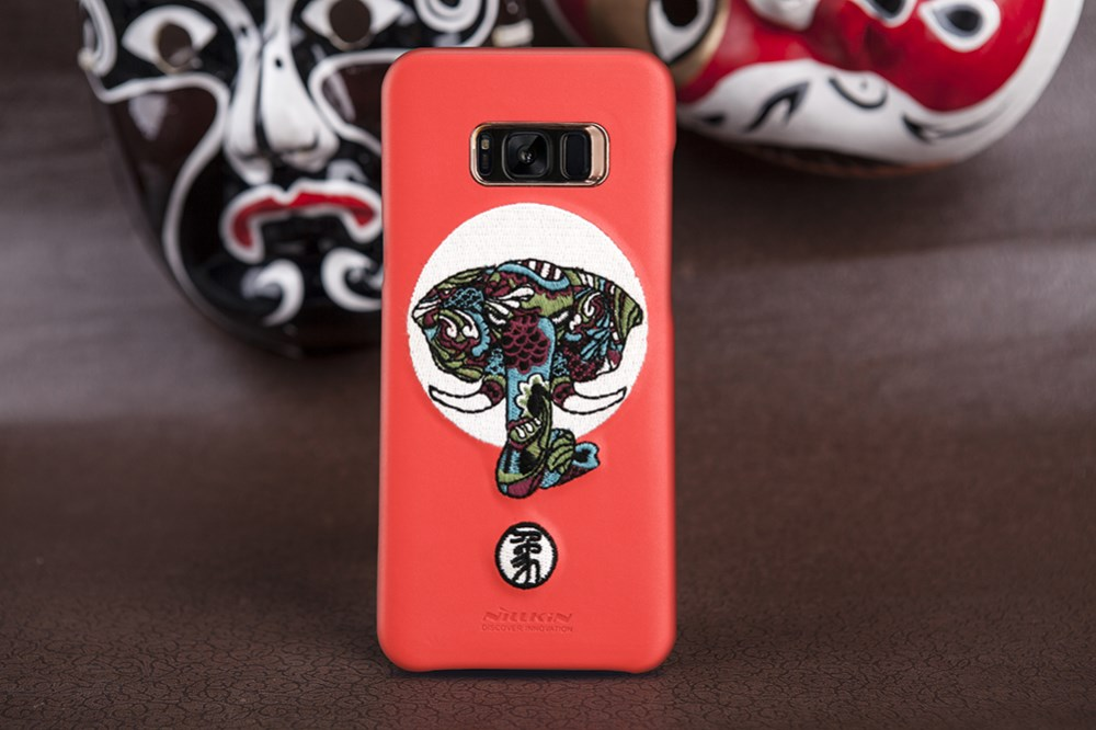 Nillkin Brocade Series Chinese style Back Case For Samsung Galaxy S8