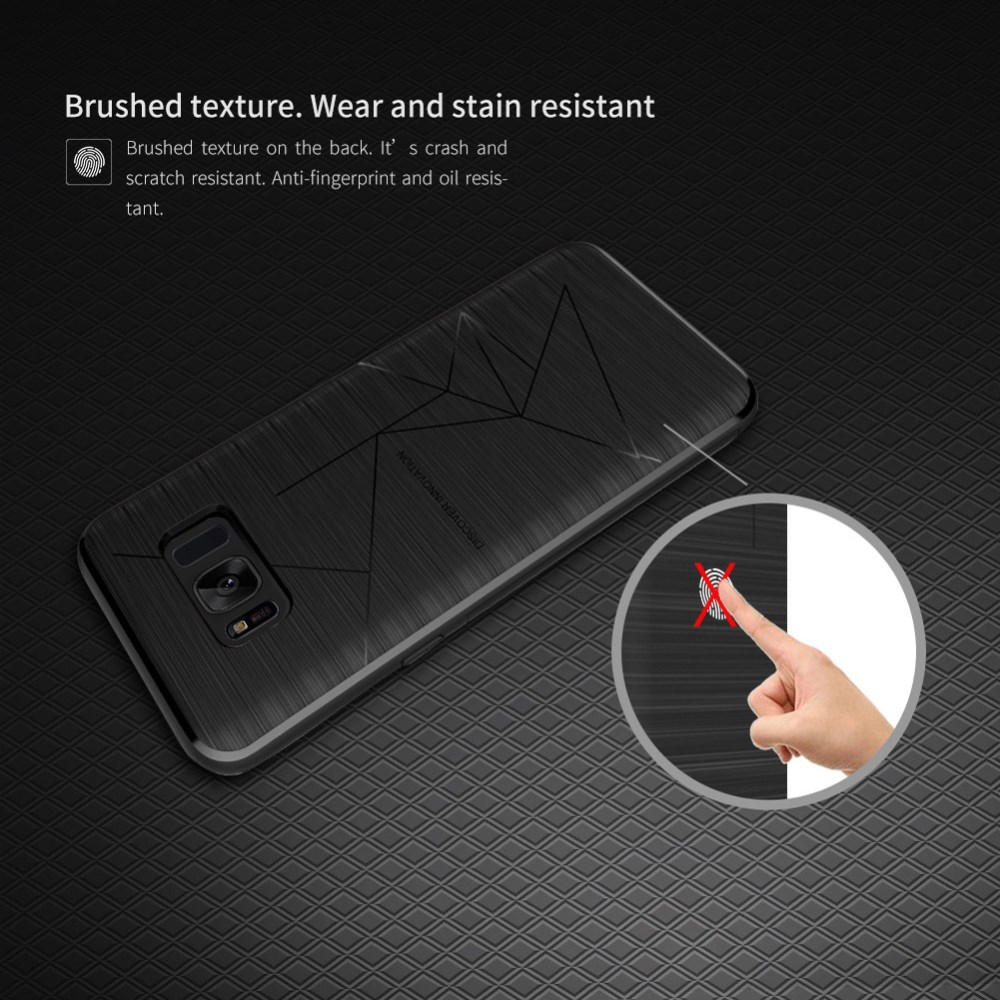 Nillkin Magic Qi wireless charger case for Samsung Galaxy S8 / S8 Plus