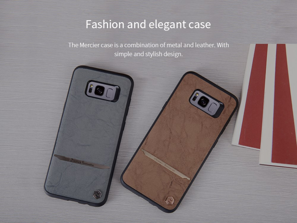 Samsung Galaxy S8 / S8+ Back Cover Case