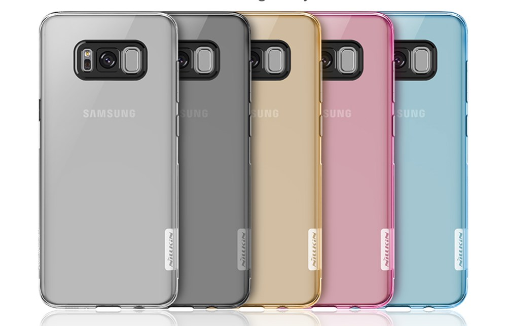 Nillkin Nature TPU Case For Samsung Galaxy S8 / S8 Plus