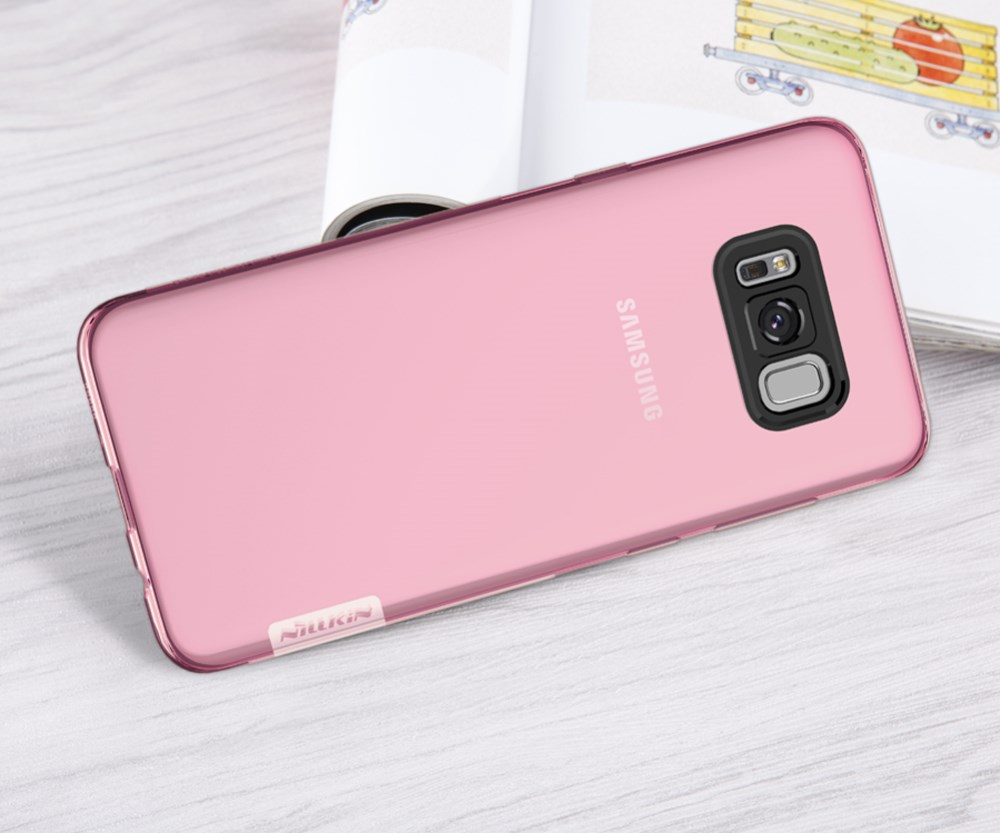 Nillkin Nature TPU Case For Samsung Galaxy S8 / S8 Plus