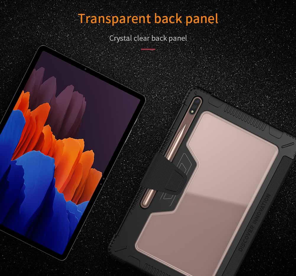 Samsung Galaxy Tab S7+ case