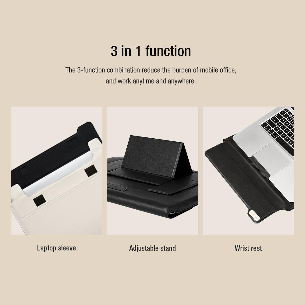 Versatile Laptop Sleeve Horizontal Design