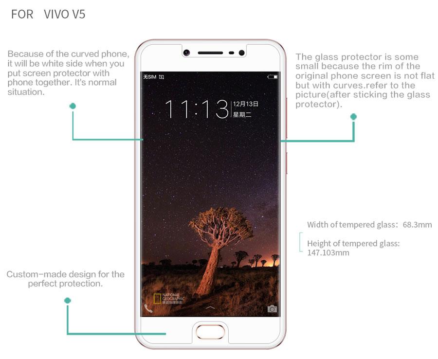 VIVO V5 screen protector