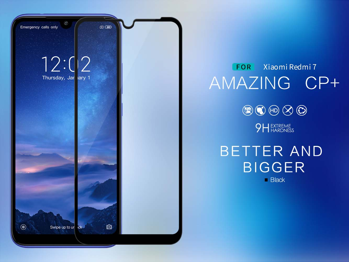 Xiaomi Redmi 7 screen protector