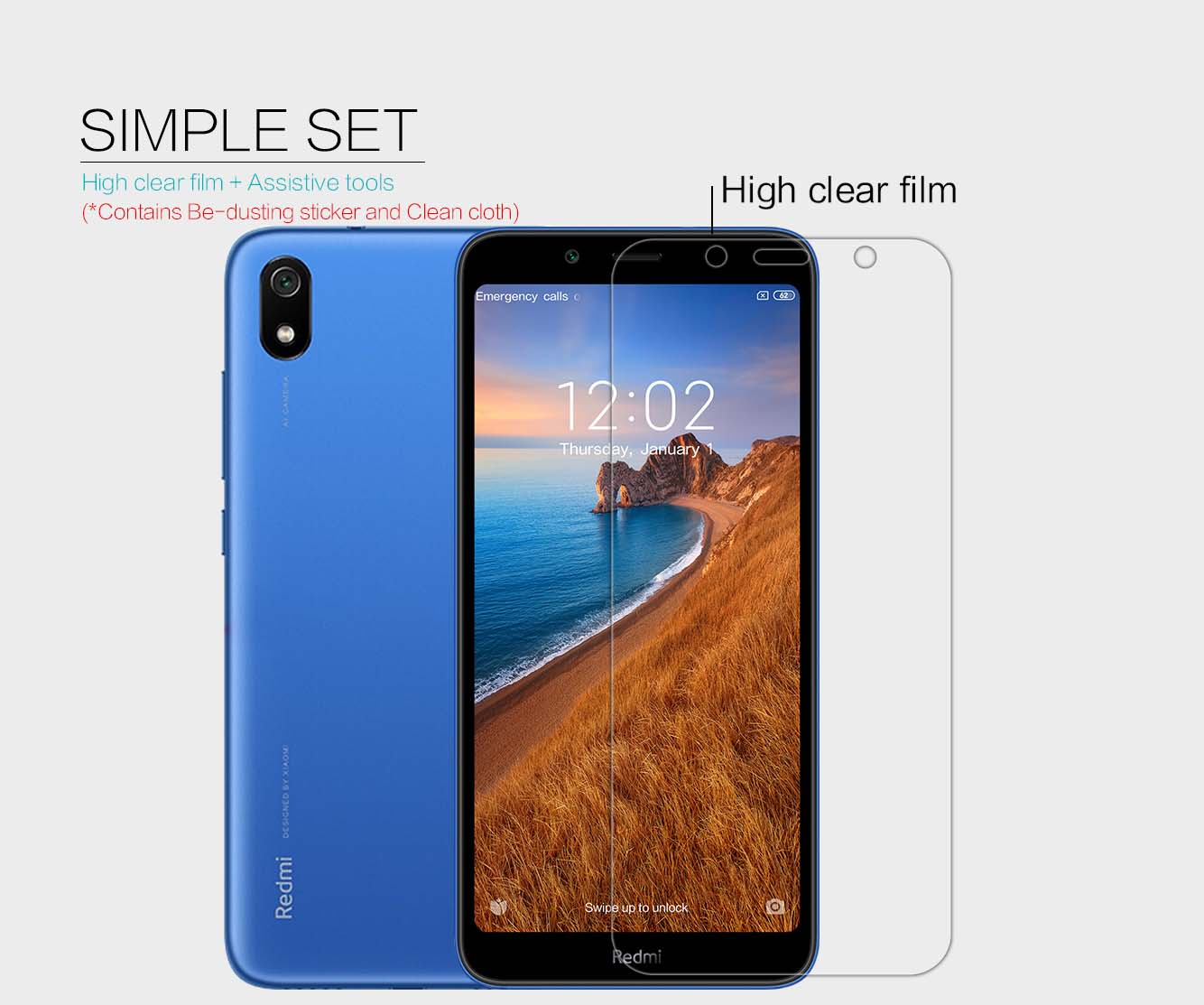 Xiaomi Redmi 7A screen protector