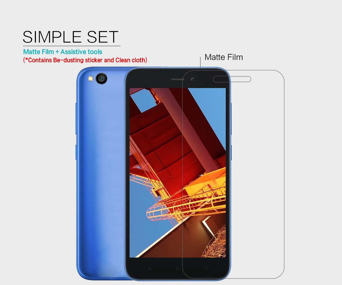 Xiaomi Redmi Go screen protector