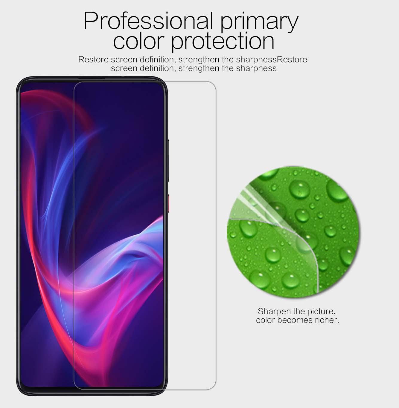 Xiaomi Redmi K20 screen protector