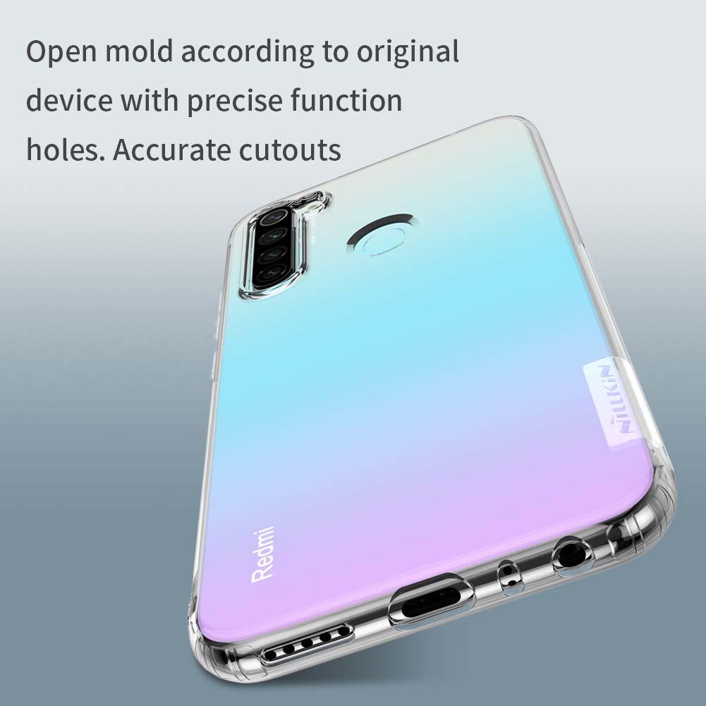 Redmi Note 8 case