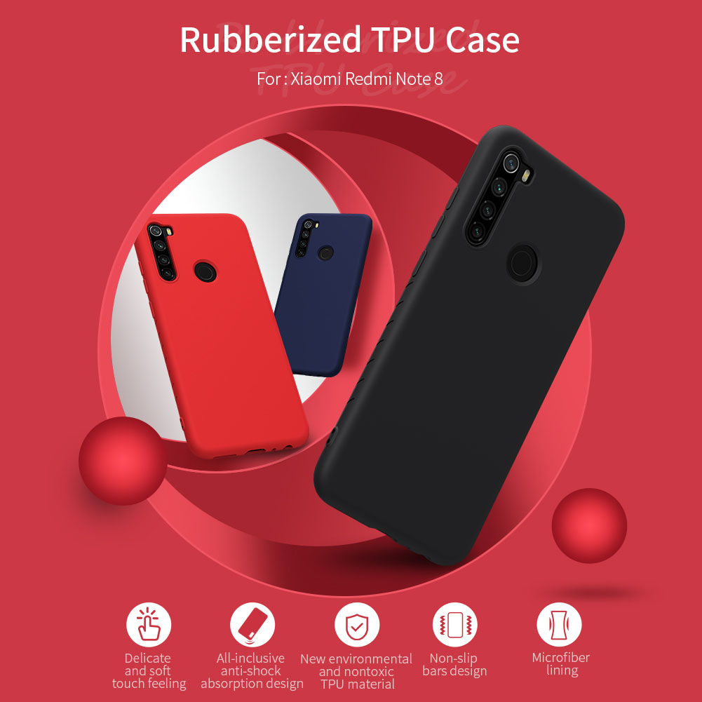 Xiaomi Redmi Note 8 case