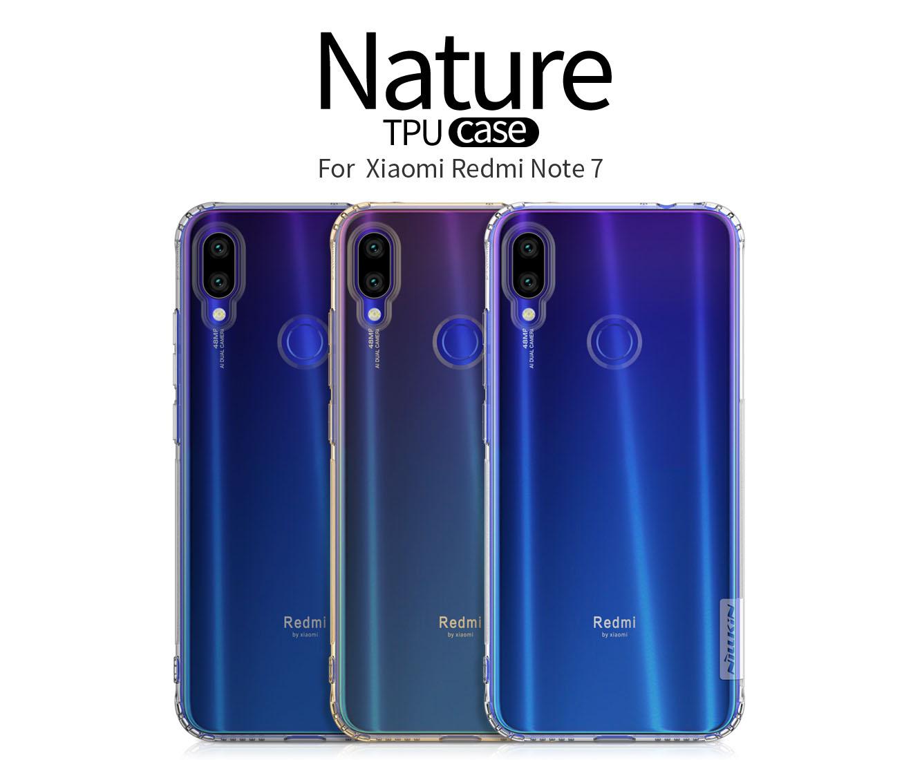XIAOMI Redmi Note 7 case