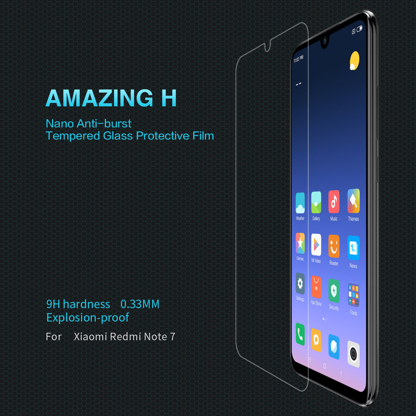 XIAOMI Redmi Note 7 screen protector