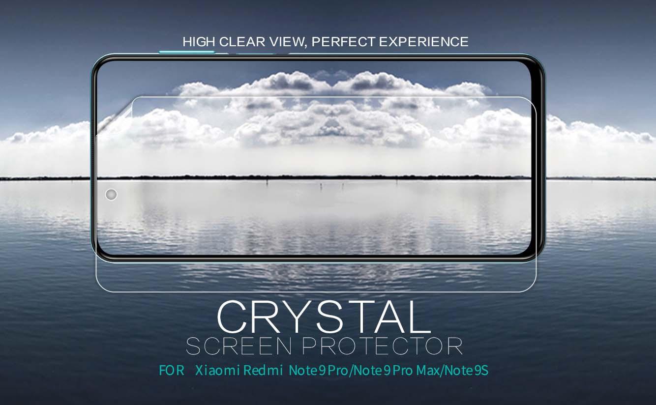 XIAOMI Redmi Note 9 Pro screen protector