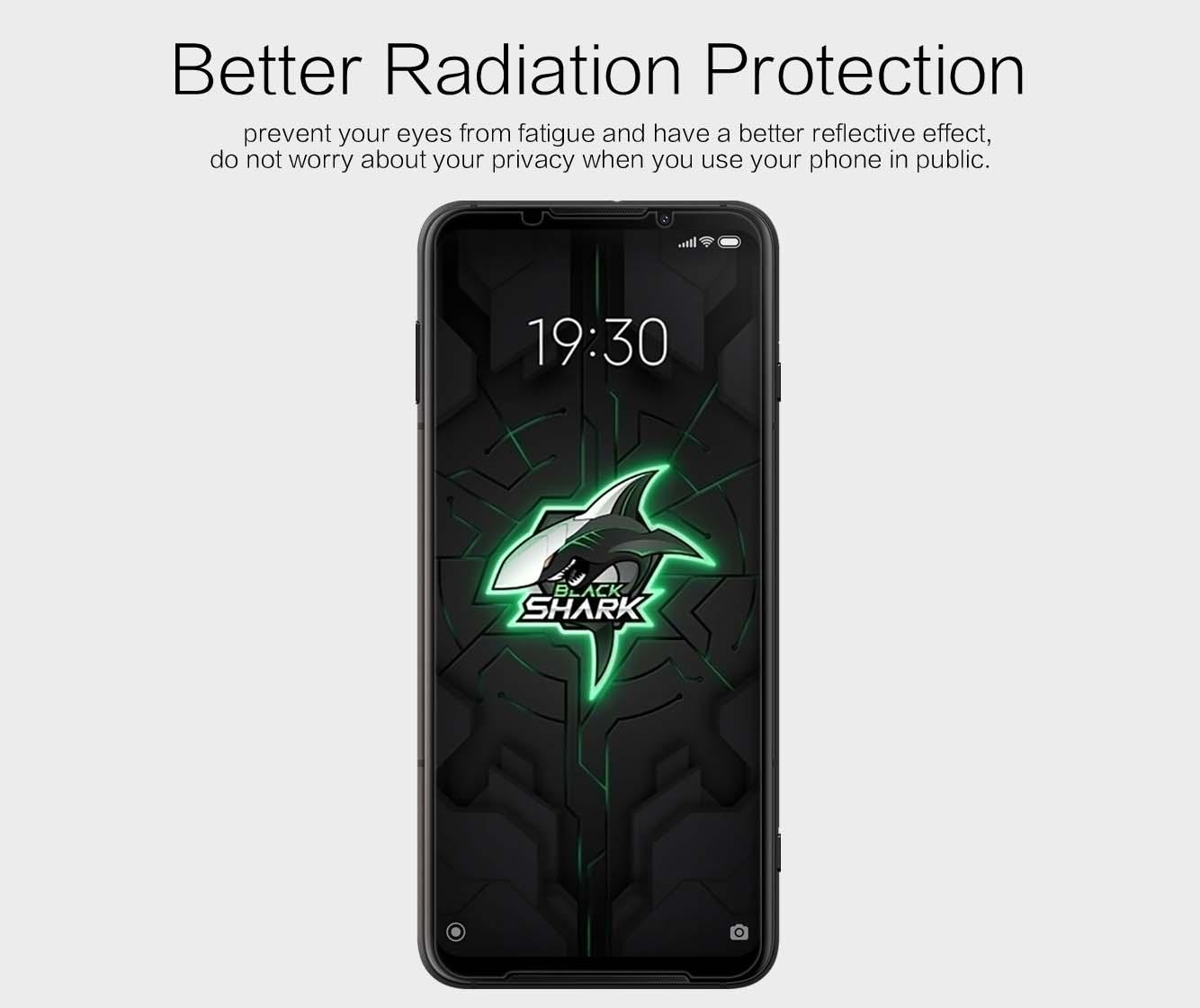 Xiaomi Black Shark 3 screen protector