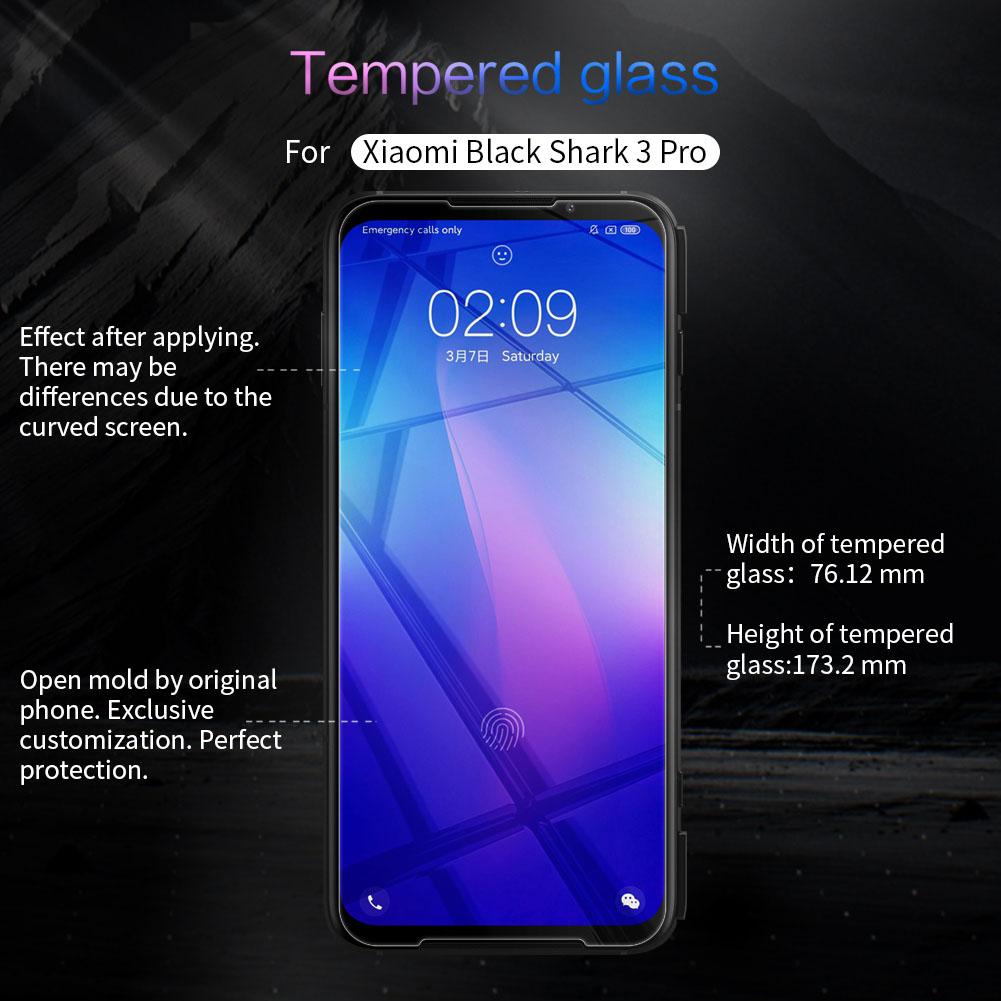 Xiaomi Black Shark 3 Pro screen protector