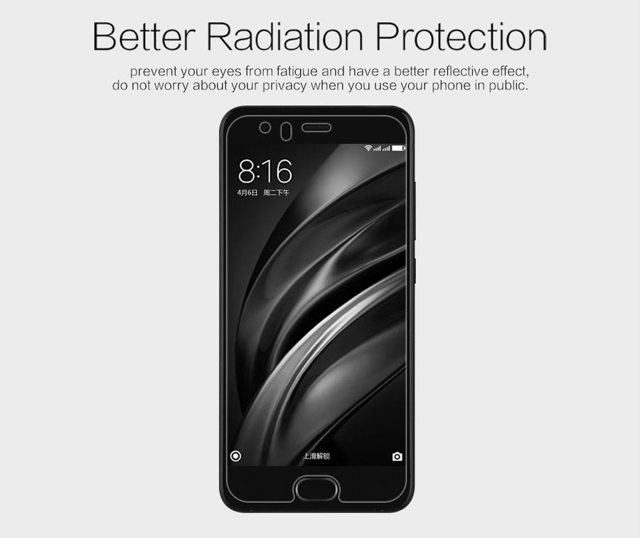 XIAOMI Mi6 screen protector