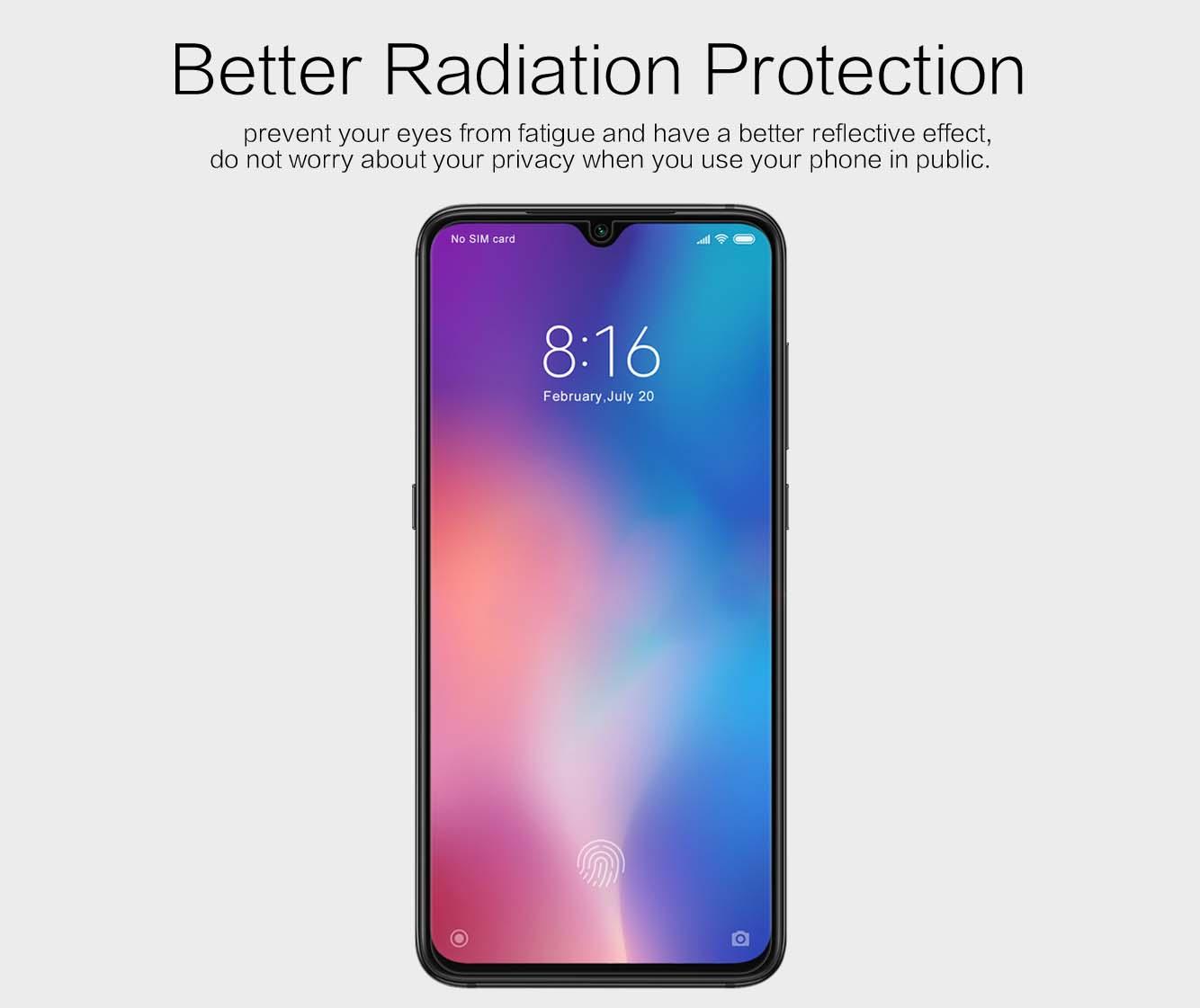 Xiaomi Mi 9 screen protector
