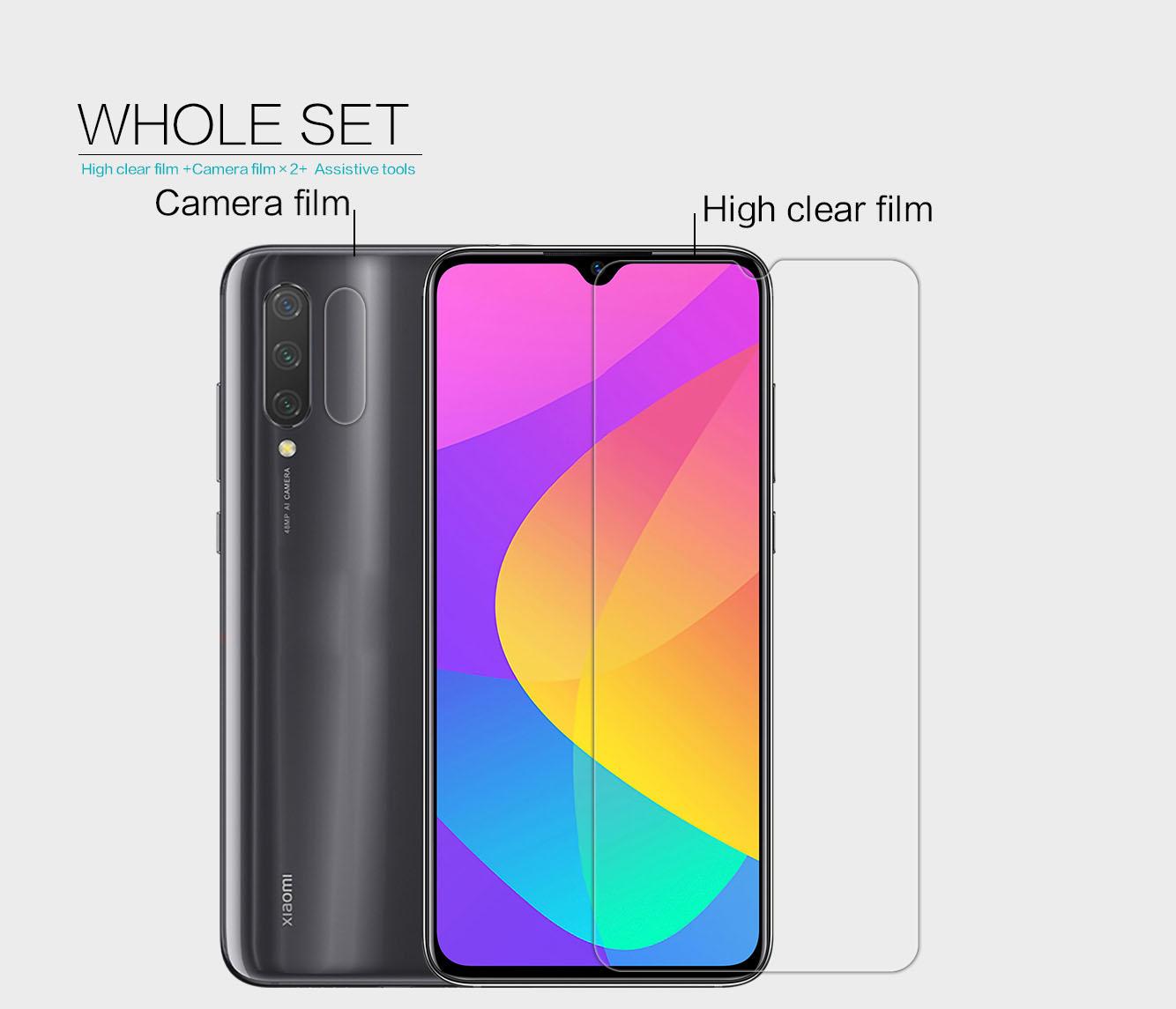 Xiaomi Mi A3 screen protector