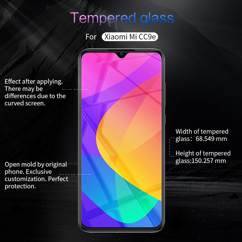 Xiaomi Mi CC9e screen protector