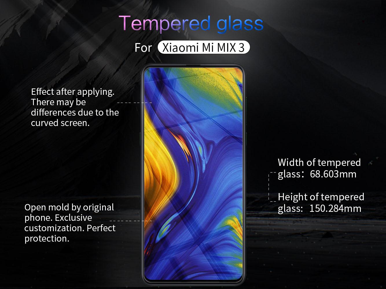 XIAOMI Mi MIX 3 screen protector
